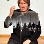 تصاویر کنسرت گروه فراق در مسکو