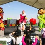 جشنواره بچه های ایرانی عروسک ایرانی در برج میلاد