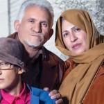 مصاحبه مرتضی پاشایی همراه پدر و مادر ایشان