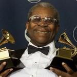 بی بی کینگ ستاره مشهور موسیقی درگذشت
