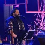 گزارش و تصاویر کنسرت رضا صادقی در حضور دخترش