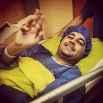 لطفا مقابل بیمارستان بهنام صفوی تجمع نکنید