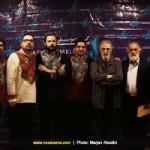 کنسرت گروه میراث در فرهنگسرای نیاوران تهران برگزار شد