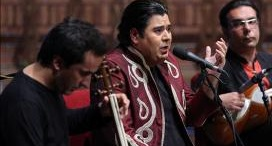 3th musicema awards 23 سالار عقیلی تیتراژ پایانی سریال معمای شاه را میخواند