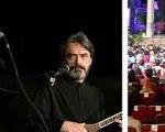حسین علیزاده با همآوایان در بزرگداشت حافظ، اشعار او را اجرا كرد