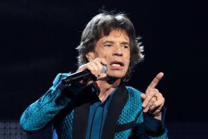 Mick Jagger2 سفر اسرار آمیز میک جگر به کوبا