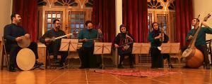 Sharghi نخستین ویدئوی گروه شرقی منتشر شد