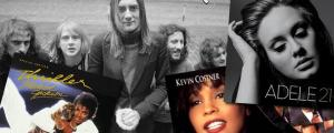 از آلبوم مشهور مایکل جکسون تا بادیگاردِ ویتنی هیستون از آلبوم مشهور مایکل جکسون تا بادیگاردِ ویتنی هیستون