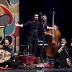 تصاویر کنسرت گروه رستاک در جشنواره فجر